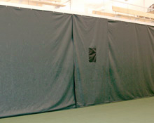 Court Backdrop Curtains