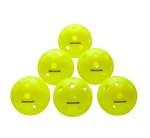 GAMMA Photon Indoor Pickleball - 6 Pack