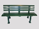 Courtsider Court Bench 5'