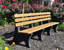 8  ft. Benches