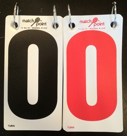 Match Point Replacement Game Cards