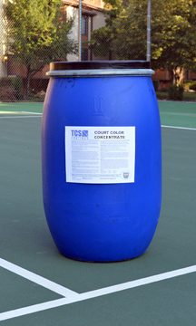 TCS Court Color Concentrate 30gal Keg
