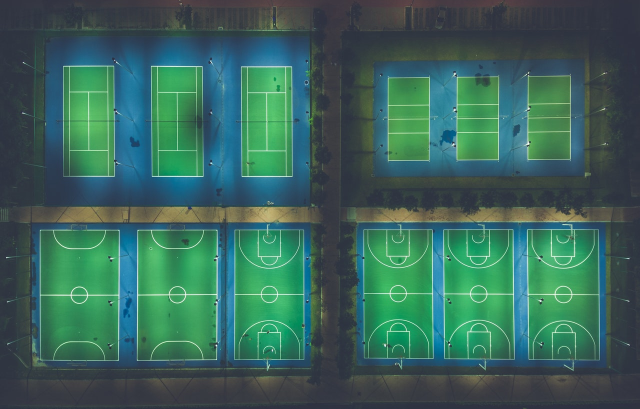 Light Up The Night: Choose The Best Court Lights.