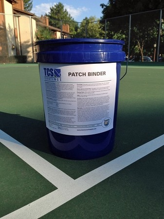 TCS Patch Binder 5-Gal Pail